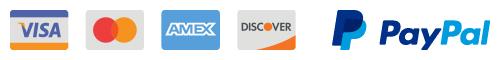 payment options card logos